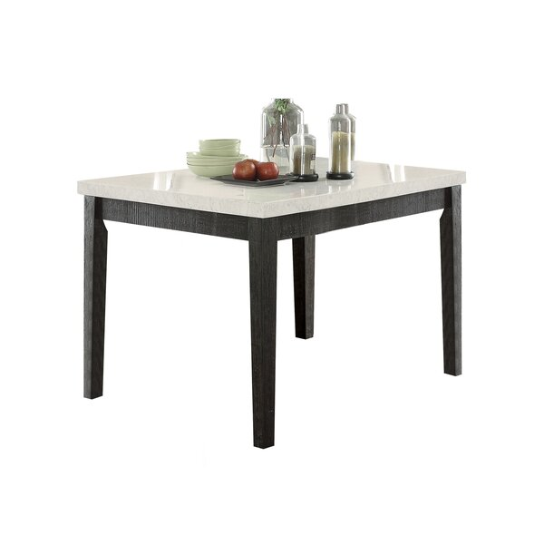 BulgerHills Counter Height Dining Table By Red Barrel Studio