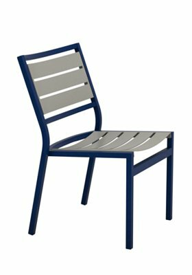 Cabana Club Stacking Patio Dining Chair (Set of 2) by Tropitone