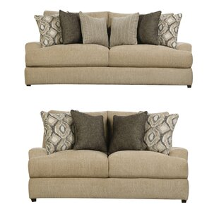 Annica 2 Piece Living Room Set by Red Barrel Studio®