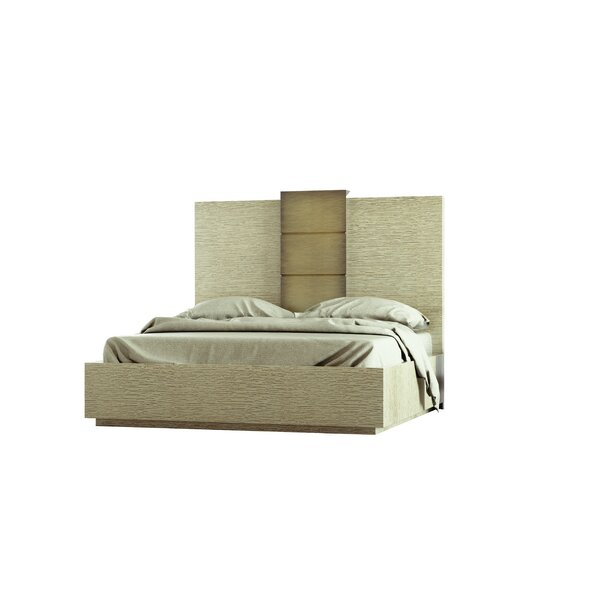 Mathers King Upholstered Standard Bed by Orren Ellis