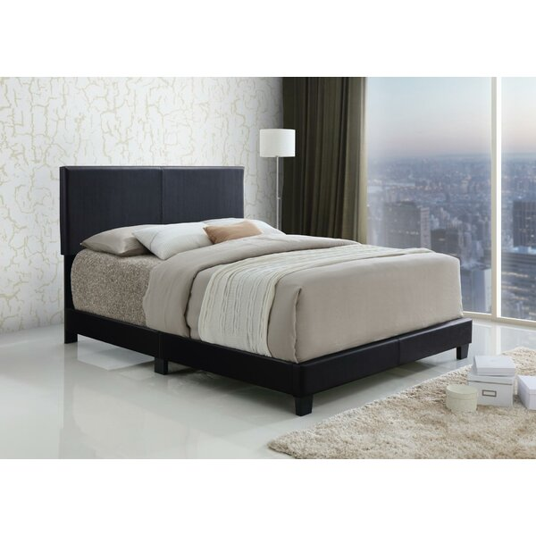 Sojitra Upholstered Standard Bed By Wrought Studio by Wrought Studio Herry Up