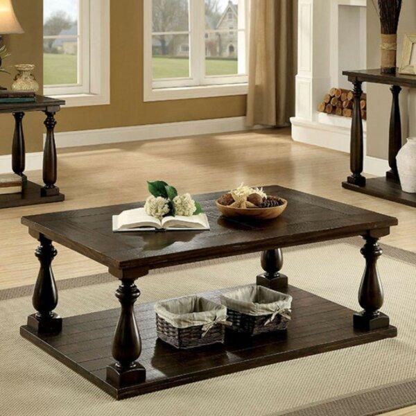 Belford Wooden Coffee Table by Gracie Oaks Gracie Oaks