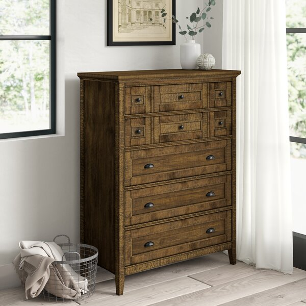 Firth 5 Drawer Chest by Greyleigh