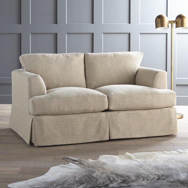 Warner Loveseat By Wayfair Custom Upholstery™