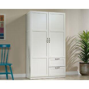 Hinckley Wardrobe Armoire by Canora Grey