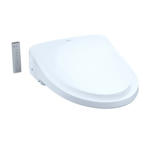 S550e Classic Elongated Toilet Seat Bidet by Toto