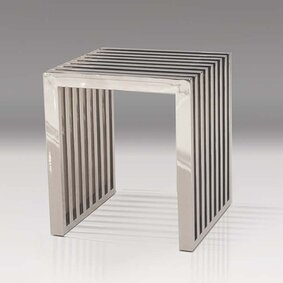Axel End Table by Mobital
