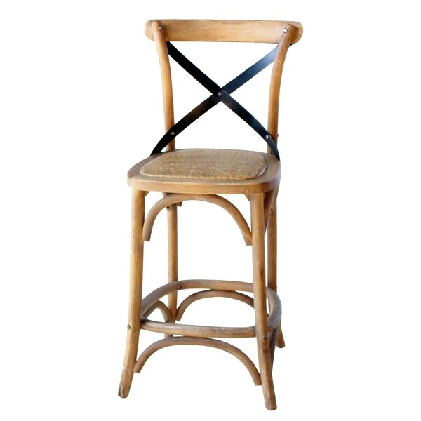 Pinehurst 23.5 Bar Stool (Set of 2) by Reual James