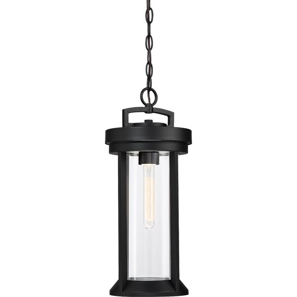 Mauch 1-Light Hanging Lantern by Winston Porter