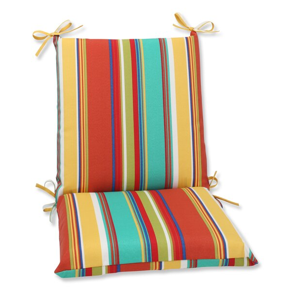 Westport Indoor/Outdoor Dining Chair Cushion by Pillow Perfect