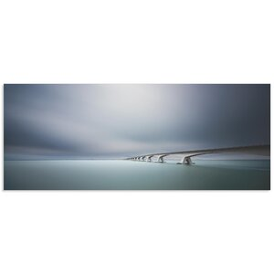 'The Infinite Bridge' by Arthur Van Photographic Print by Metal Art Studio