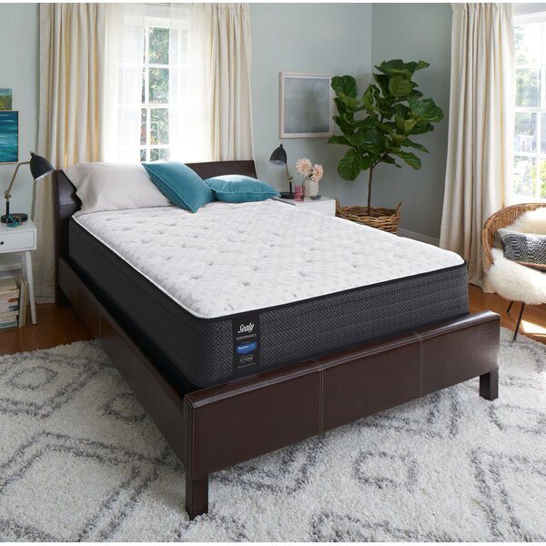 Response™ Performance 13'' Cushion Firm Euro Top Mattress and Box Spring by Sealy