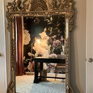 Rosdorf Park Traditional Beveled Full Length Mirror Reviews Wayfair