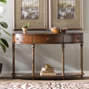 Bargain Danvers Console Table By World Menagerie