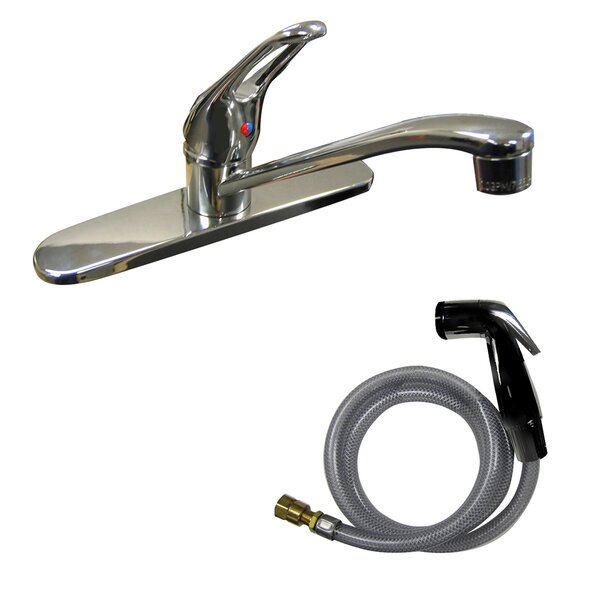 Single Handle Kitchen Faucet by Dominion Faucets Dominion Faucets
