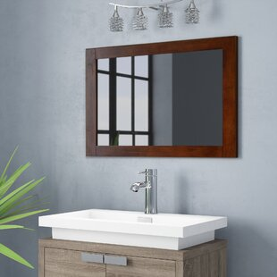 Buying Rectangle Bathroom Mirror By Wade Logan