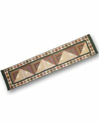 Peasant Log Cabin Table Runner by Patch Magic