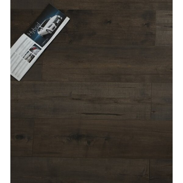 Nimbus Twilight 12 x 48 x 12mm Birch Laminate Flooring in Embossed by Islander Flooring
