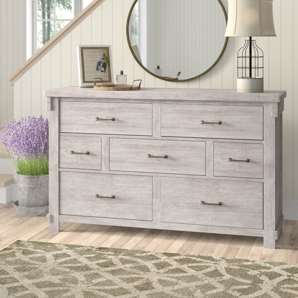 New Design Rovner 7 Drawer Dresser By Gracie Oaks Today Only Sale