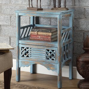 End Table with Storage by ..
