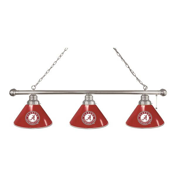 NCAA 3-Light Kitchen Island Pendant by Holland Bar Stool