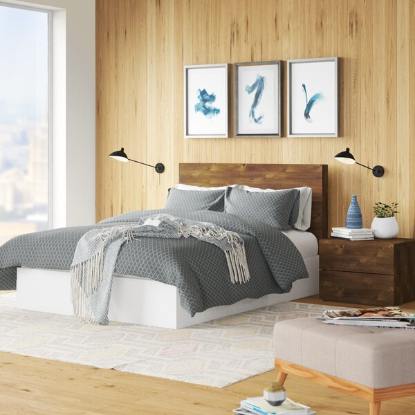 Totten Platform 3 Piece Bedroom Set by Mack & Milo