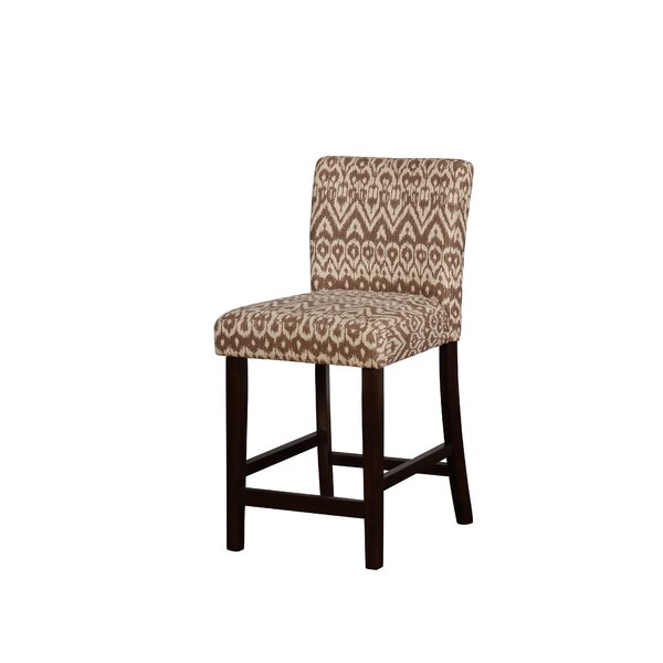 Rush Creek 30 Bar Stool By Rush Creek ★ Footstool Or