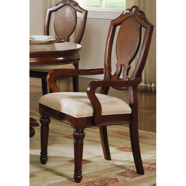 Castorena Upholstered Dining Chair (Set of 2) by Astoria Grand