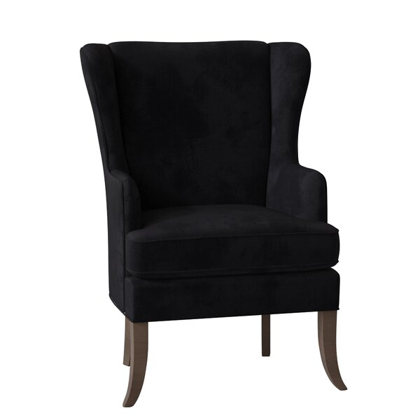 Liberty Wingback Chair by Uniquely Furnished