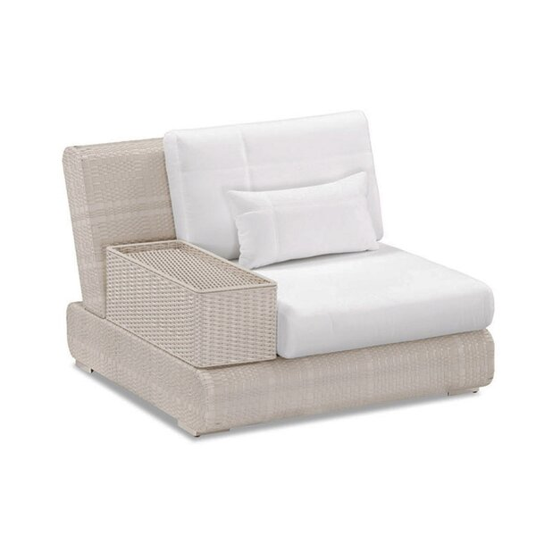 Sumba Single Sectional Piece with Cushions by 100 Essentials