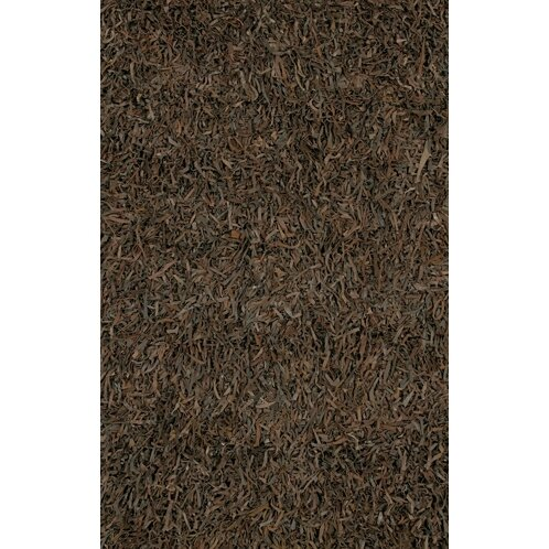 Jawawn Contemporary Brown/Tan Area Rug by 17 Stories