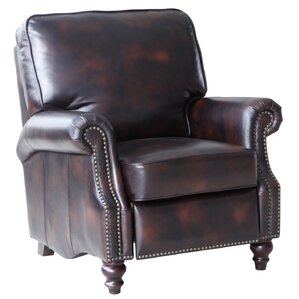 Scardale Manual Recliner by Lazzaro Leather
