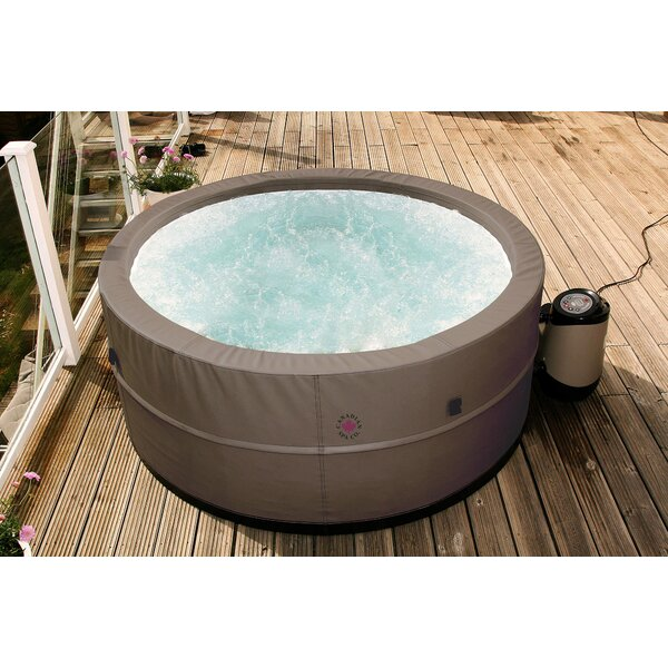 Swift Current V2 5-Person 125-Jet Plug and Play Spa by Canadian Spa Co