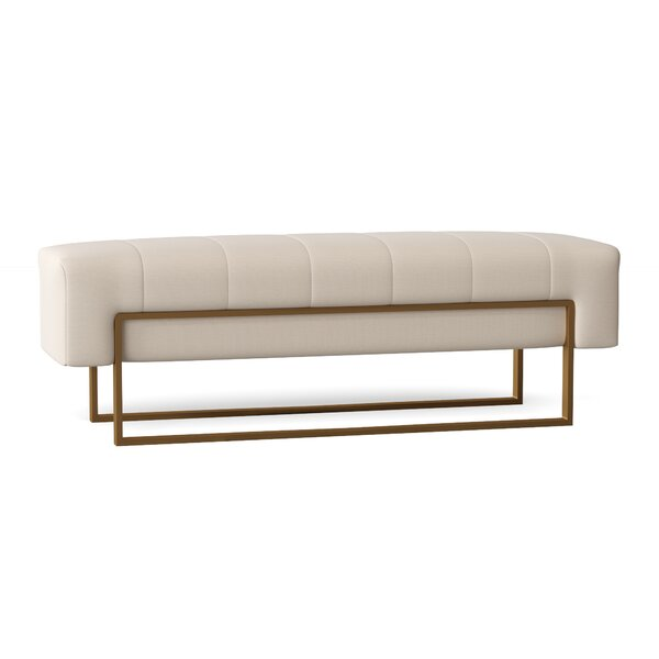 Upholstered Bench By Caracole Classic
