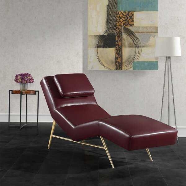Acker Chaise Lounge By Mercer41