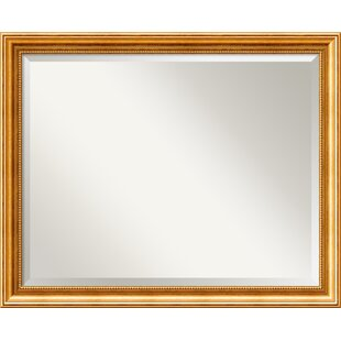 Astoria Grand Keil Gold Wall Mirror