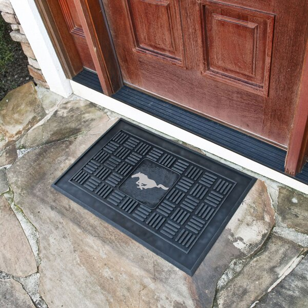 Ford - Mustang Horse Medallion Doormat by FANMATS