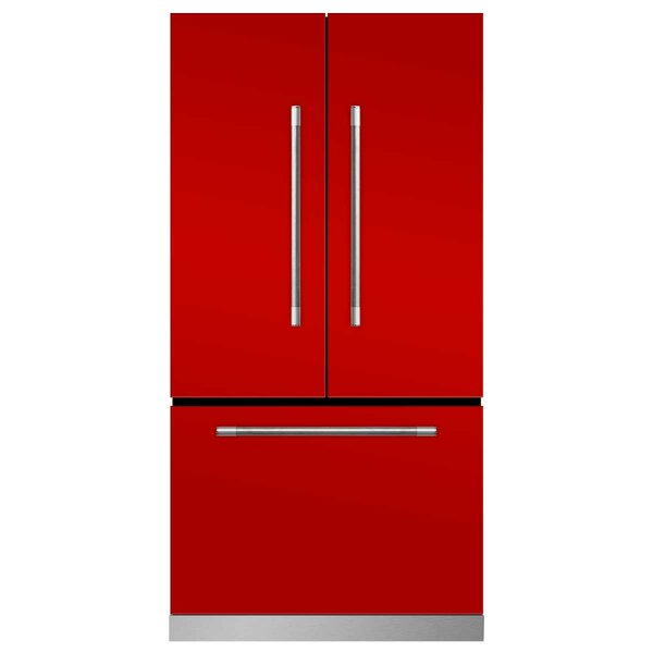 Mercury 22.2 cu. ft. Counter Depth French Door Refrigerator by Marvel