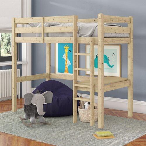 Hochbett Dover Just Kids | Kinderzimmer > Kinderbetten > Hochbetten | Just Kids