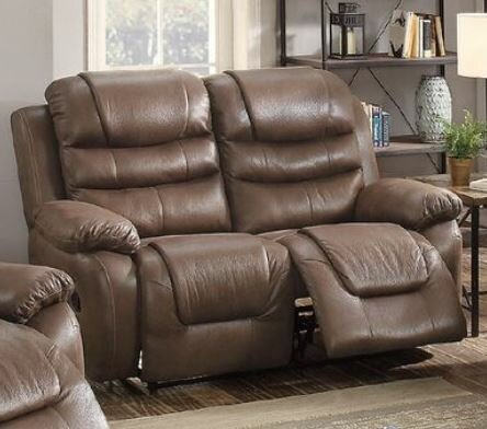 Best Price Sumpter Motion Reclining Loveseat by Red Barrel Studio by Red Barrel Studio