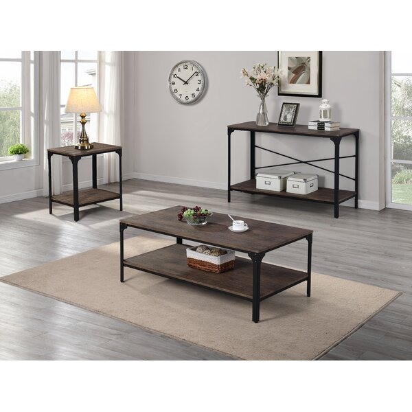 Abdiel Coffee Table Set by 17 Stories 17 Stories