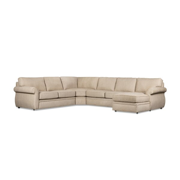 Veronica LAF And RAF Sectional By Red Barrel Studio
