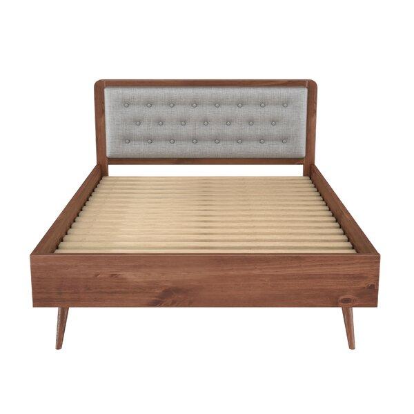 Hartlepool Queen Upholstered Platform Bed by Corrigan Studio