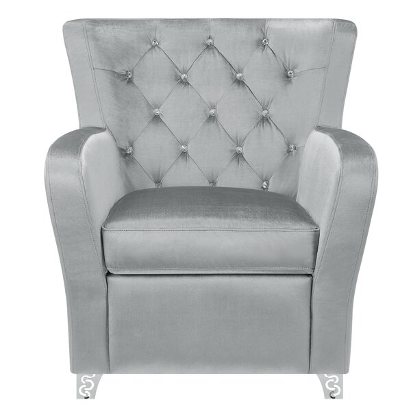 Loehr Wingback Chair by Rosdorf Park