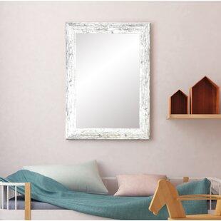 Reviews Bassett American Barnwood Wall Mirror ByGracie Oaks