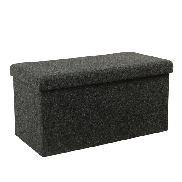 Madyson Upholstered Storage Bench by Winston Porter