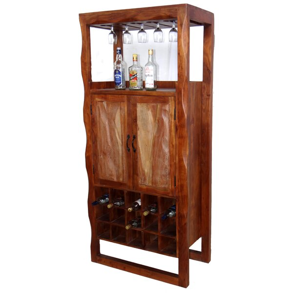 Mccleery Bar Cabinet by Millwood Pines Millwood Pines