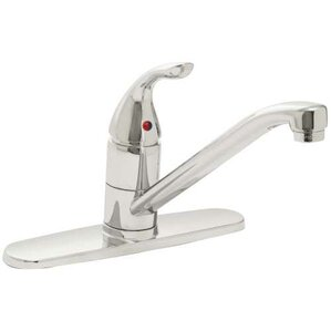 Premier Faucet Caliber Single Handle Kitchen Faucet