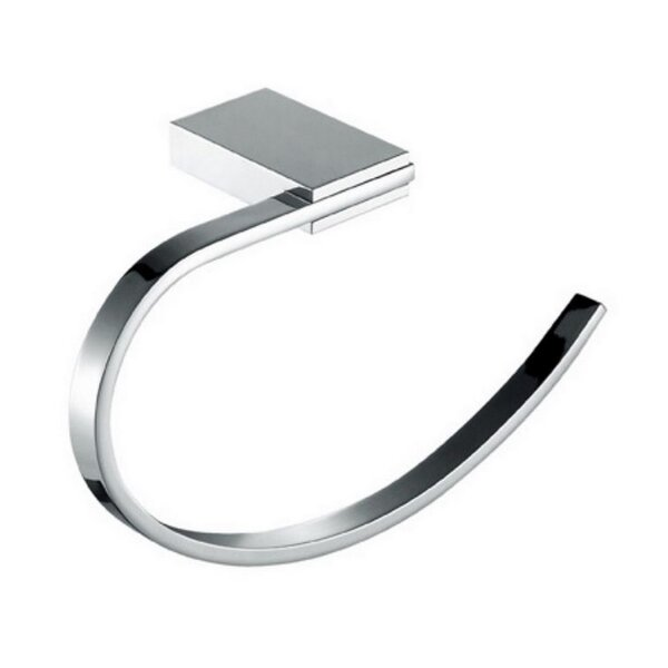 Fino Towel Ring by Kube Bath