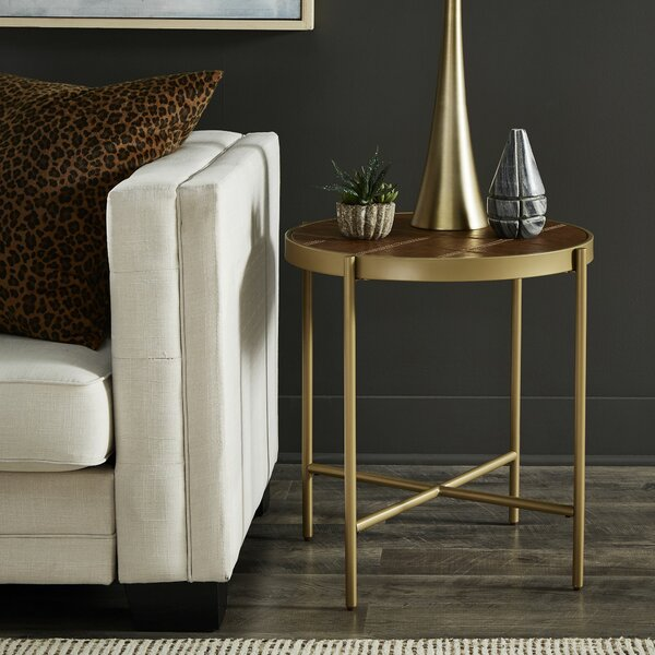 Jiro End Table By Kingstown Home